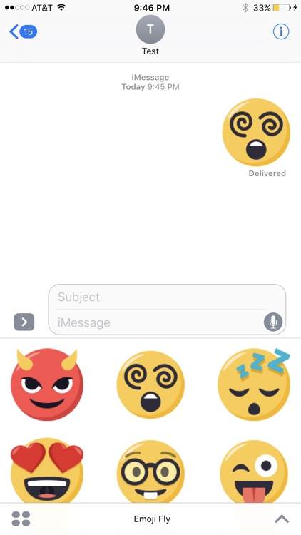 EmojiFly Stickers