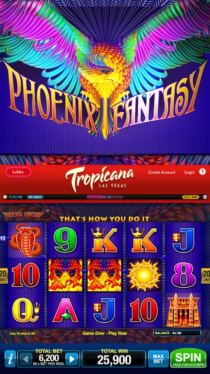 Tropicana Las Vegas Casino Slots screenshot-3