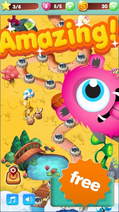Candy club soda - best match game ever screenshot