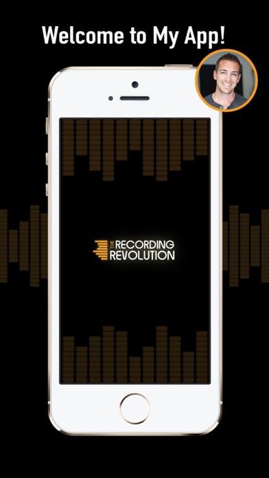 Recording Revolution Official App