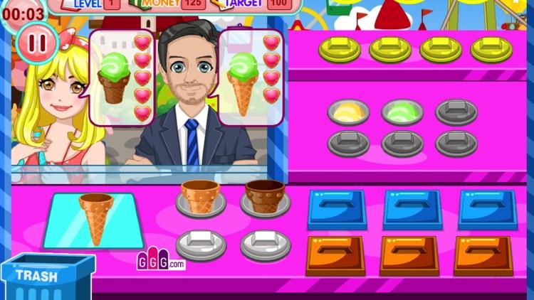 萌萌冰淇淋小店 screenshot-3