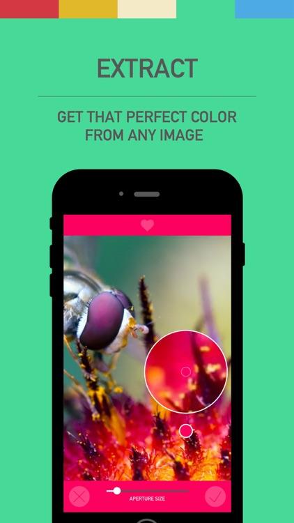 Color Mate - Convert and Analyze Colors screenshot-3