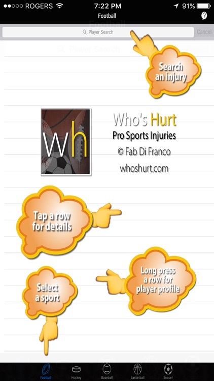 Who's Hurt Pro