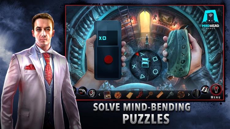 Adam Wolfe: Dark Detective Mystery Game