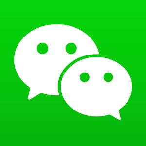 WeChat Social Networking app