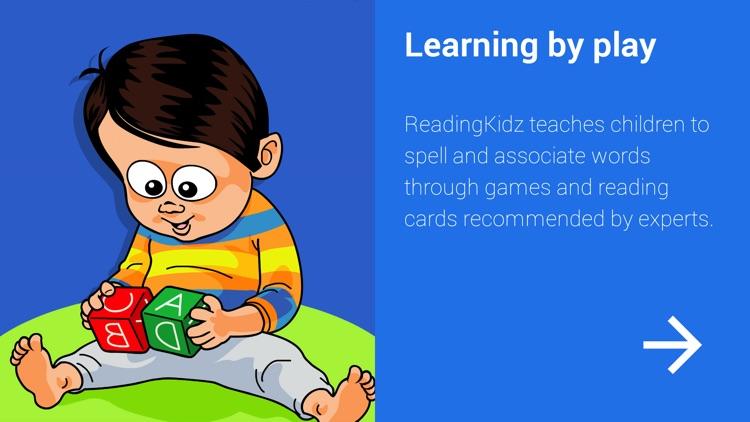 ReadingKidz! screenshot-0