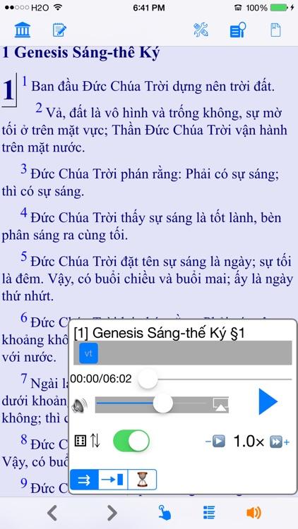Kinh Thanh (Vietnamese Bible) screenshot-3