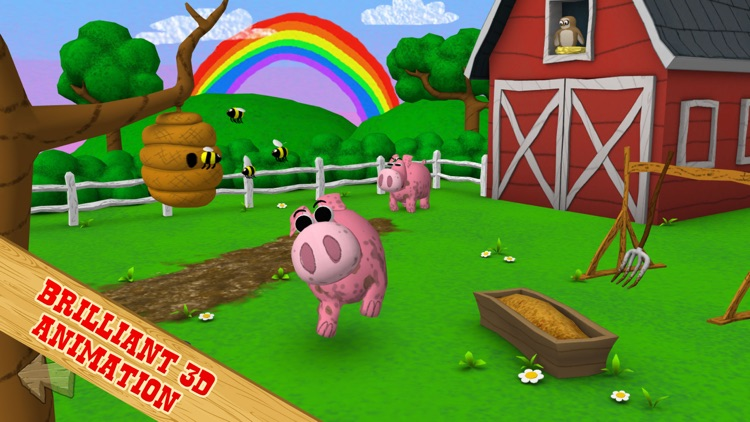 Old MacDonald Had a Farm Sing and Play screenshot-2