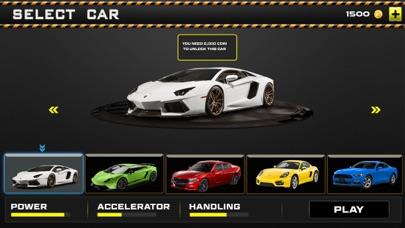 スポーツカーガソリンスタンド駐車場 - 高速道路運転のおすすめ画像4