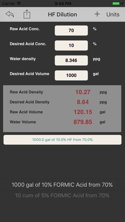 HF Acid screenshot-1