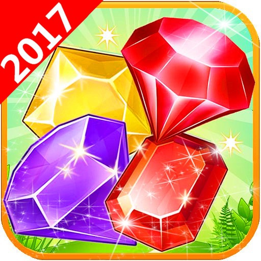 Diamond Crush Games World 2017 Puzzle icon