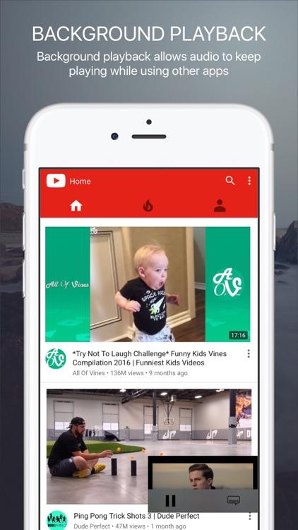tube for Youtube - applock for messenger ad block screenshot-3