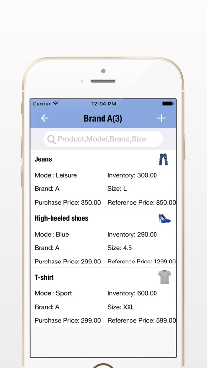 Shoes Clothing Store Master - Invoicing Software screenshot-3