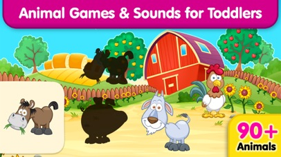 Toddler Games for Boys & Girls: Kids learning apps screenshot 1