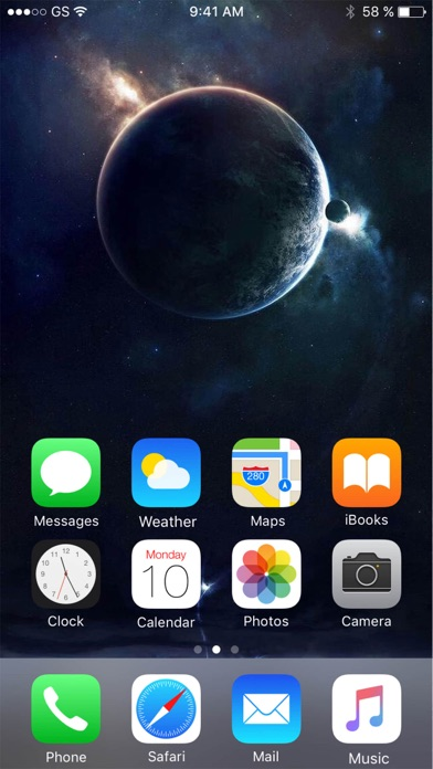 透明アイコン — ホーム画面のアイコン配置を自由自在!のおすすめ画像4