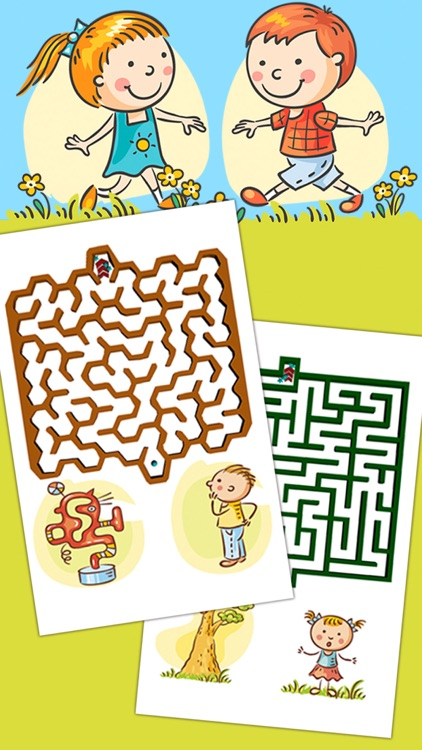 Mazes for Kids 3D Classic Labyrinth Games – Pro