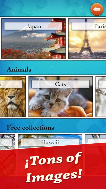 Puzzles & Jigsaws screenshot-3