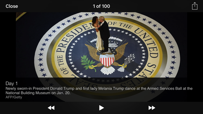 POLITICO Screenshot
