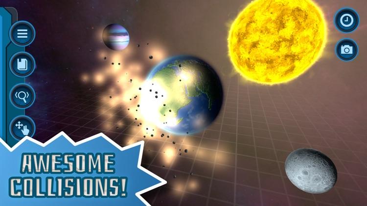 My Pocket Galaxy : 3D Universe screenshot-0