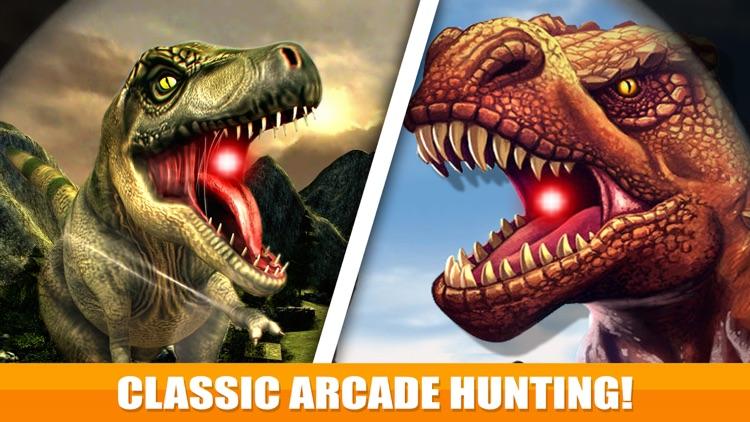 3D Dinosaur Hunting Park Animal Simulator Games screenshot-3