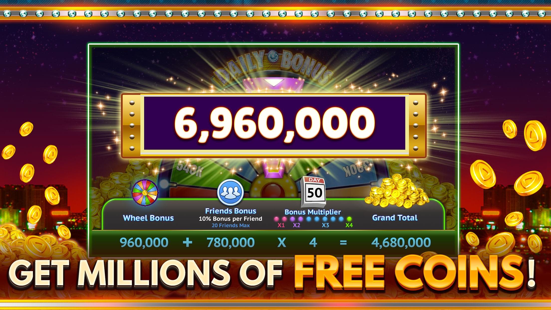 Double Win Vegas Slots Screenshot
