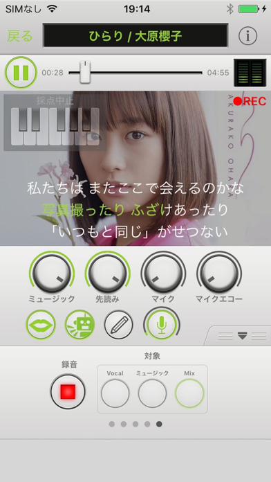 プチリリカラオケ ScreenShot2