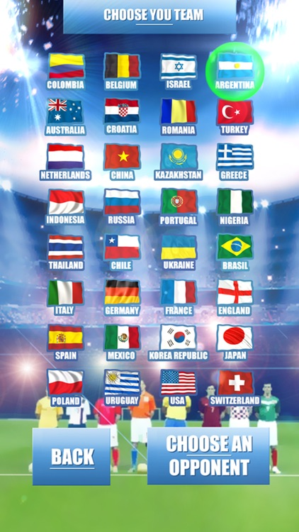 Soccer Free Kick World Championship  Football game