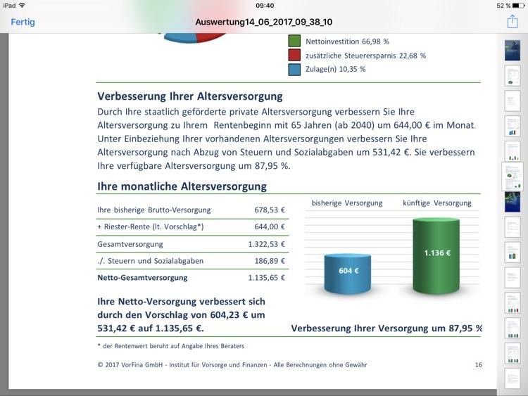 VorFina-Kompass screenshot-3