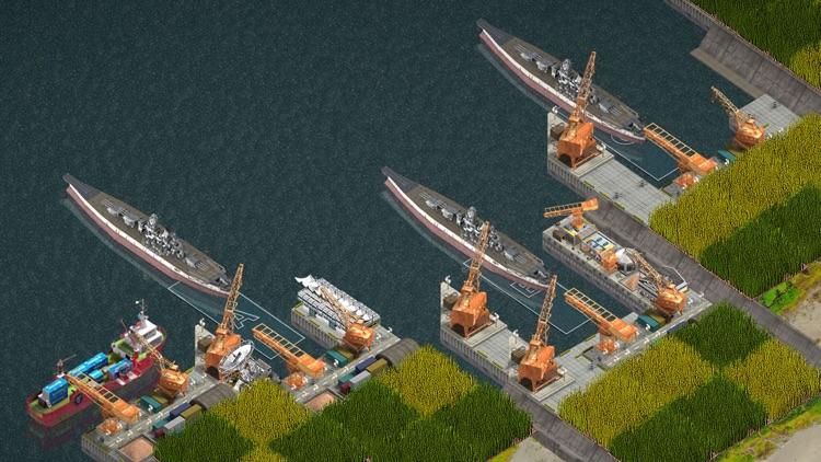 Naval City™ screenshot-3