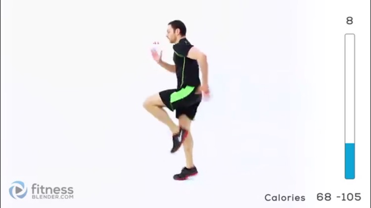 Cardio Fitness screenshot-2
