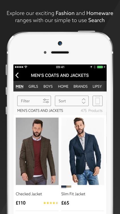 Next - Fashion & Homeware screenshot-0