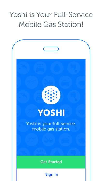 Yoshi - Gas Delivery and Car Services