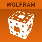 Wolfram Fractals Reference App icon