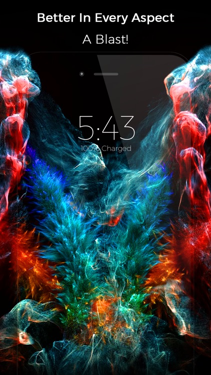 Nebula - Live Wallpapers screenshot-3