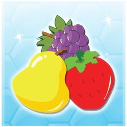 Hexic Fruit Crush Toon !!