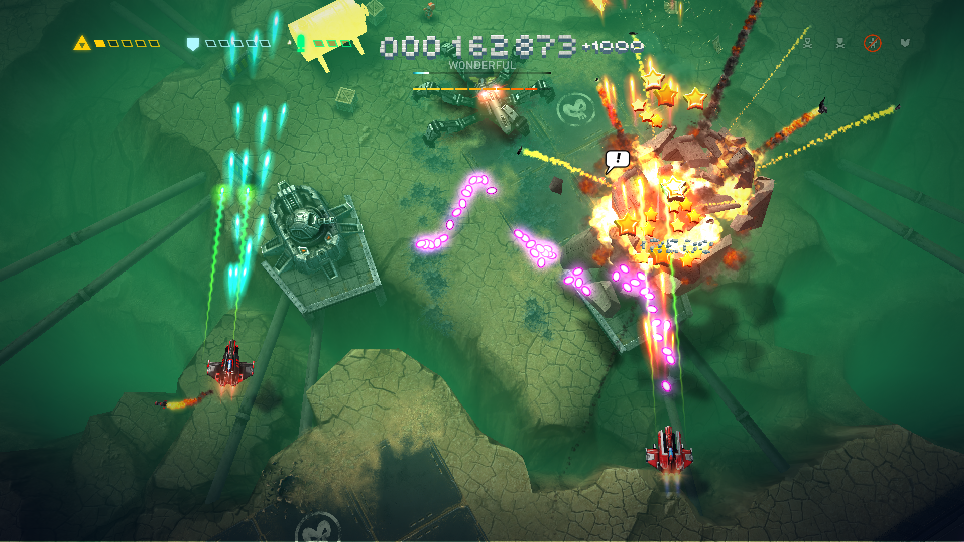 Sky Force Reloaded screenshot 13