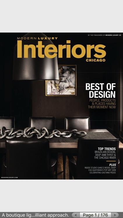Luxury Interiors screenshot-4