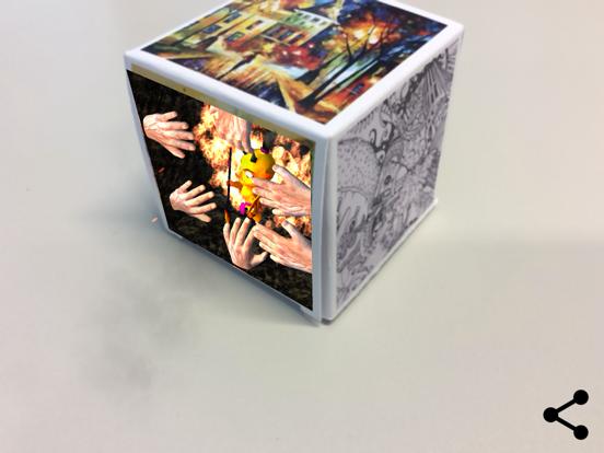 Magic Cube screenshot 9