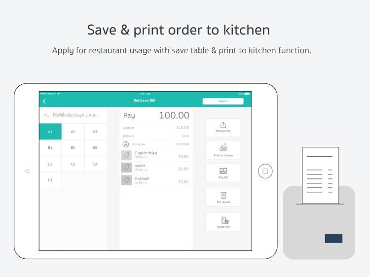 Tab2Pay POS-Retail Simplified screenshot-3