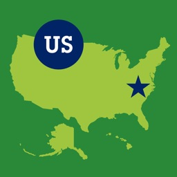 SuperFlash United States - States, Capitals, Abbrv