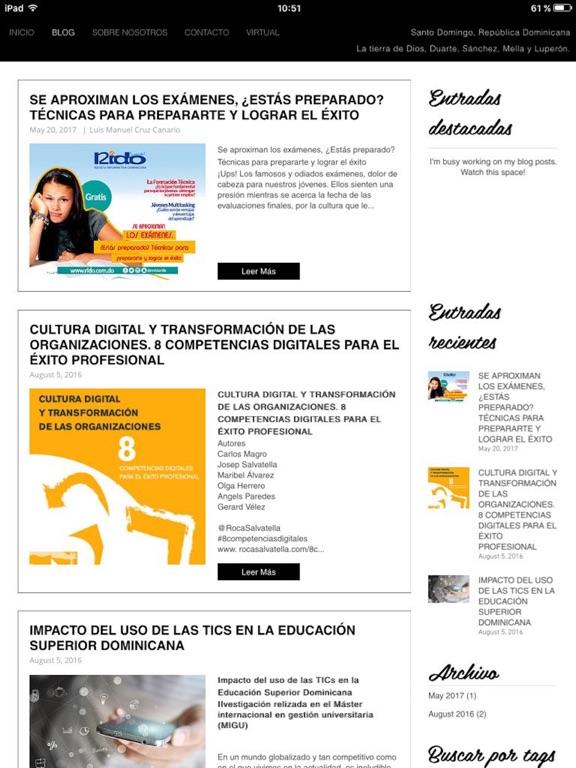 RevistaRido screenshot 9