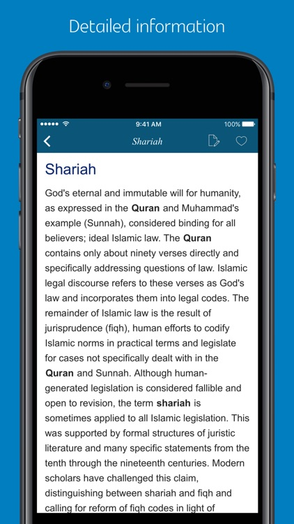Islam Dictionary - combined version