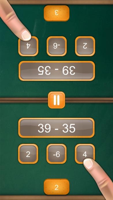 다운로드 수학 게임 재미 2인용 게임 Android 용