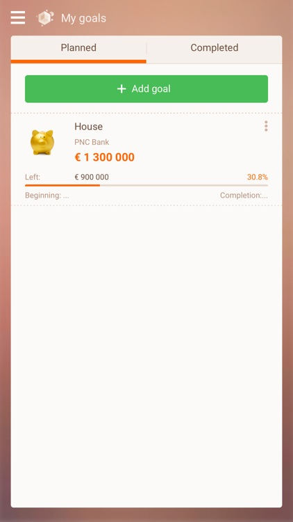Cubux-Money manager and budgeting tools with sync