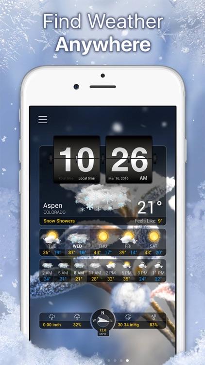Weather+ screenshot-4