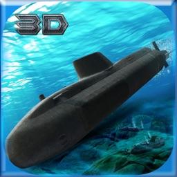 Navy Submarine Pacific Battle Simulator 3D