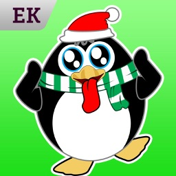 Keyemoji - Sticker and Gif Emoji Keyboard - Christmas and New Year Edition