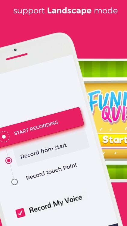Game Recorder: Record web H5 Games as Videos HD screenshot-3