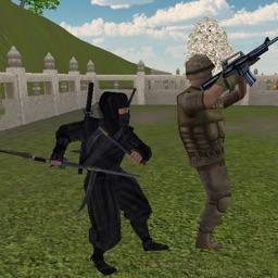 Shadow of Ninja Assassin Warrior