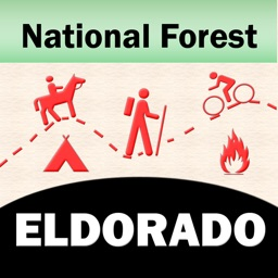Eldorado National Forest – Offline Map Navigator
